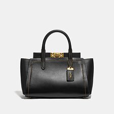 Image of Coach Australia B4/BLACK TROUPE CARRYALL