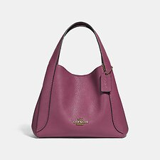 Image of Coach Australia GD/DUSTY PINK HADLEY HOBO 21