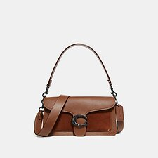 Image of Coach Australia V5/1941 SADDLE TABBY SHOULDER BAG 26