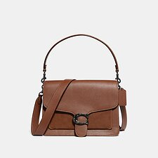 Image of Coach Australia V5/1941 SADDLE TABBY SHOULDER BAG