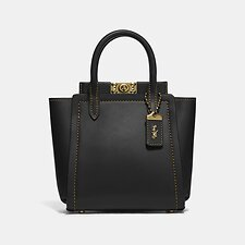 Image of Coach Australia  TROUPE TOTE 16