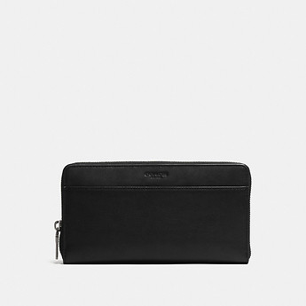 Image of Coach Australia  Document Wallet In Sport Calf Leather