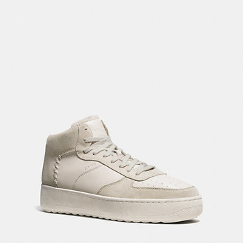Image of Coach Australia  C210 HIGH TOP SNEAKER