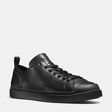 Picture of C114 LEATHER LO TOP SNEAKER