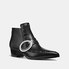 Image of Coach Australia BLACK CHANDLER BOOTIE