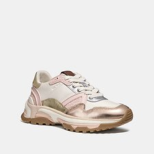 Image of Coach Australia ROSE GOLD/CHALK C143 RUNNER
